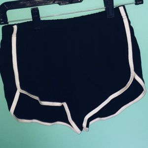 Classic retro shorts